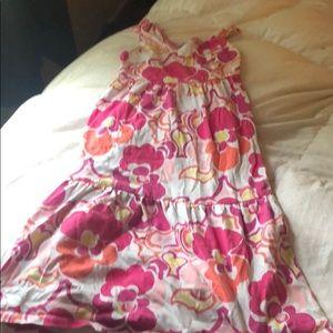 Long Gymboree dress